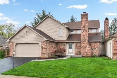 Carmel Single Family Home For Sale: 12334 Camberley Lane