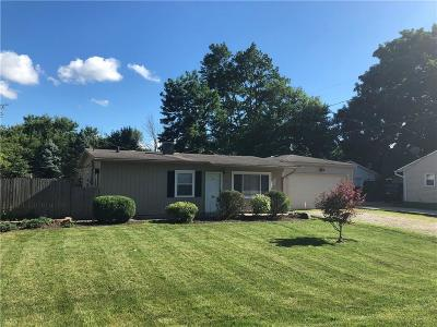 Plainfield Single Family Home For Sale: 307 Maple Hill Street