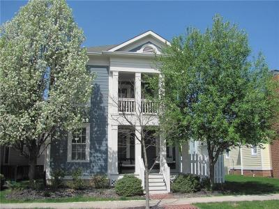 Carmel, Westfield Single Family Home For Sale: 12712 Apsley Lane