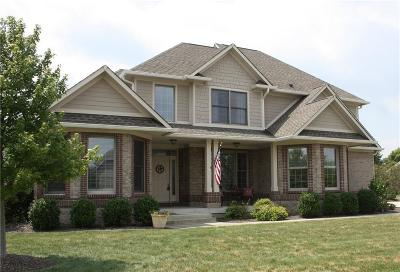 Greenwood Single Family Home For Sale: 5511 Bloomsbury Court