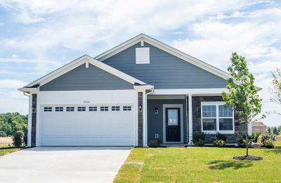 Noblesville Single Family Home For Sale: 15712 Wescott Drive