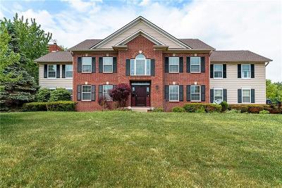 Carmel Single Family Home For Sale: 11404 Regency Lane