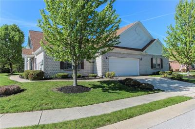 Hendricks County Condo/Townhouse For Sale: 5135 Baltustrol Drive #6