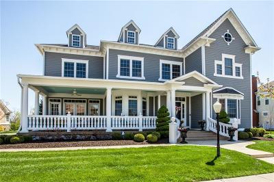 Sheridan, Fortville, Carmel, Noblesville, Atlanta Single Family Home For Sale: 1763 Milford Street
