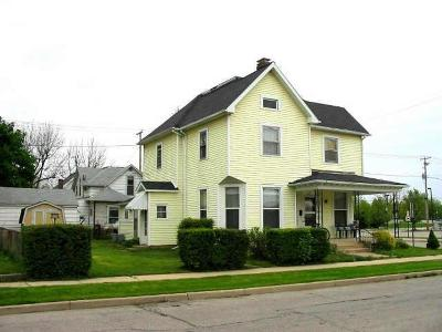 Noblesville Multi Family Home For Sale: 107 South 6th Street