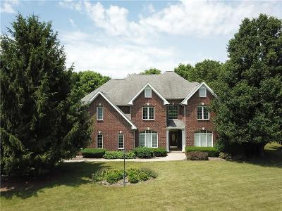 Noblesville Single Family Home For Sale: 20251 James Road