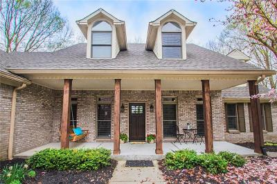Zionsville Single Family Home For Sale: 10493 Fox Trace