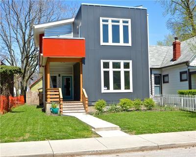 Single Family Home For Sale: 1430 Fletcher Avenue