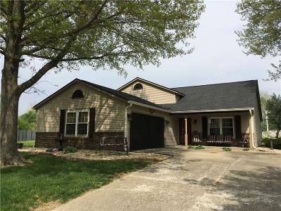 Greenwood Single Family Home For Sale: 721 Sable Ridge Drive
