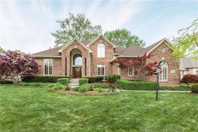 Greenwood Single Family Home For Sale: 4652 Waters Edge Way