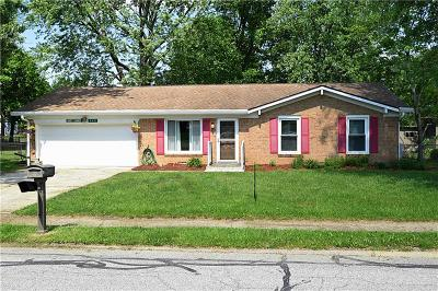 Danville Single Family Home For Sale: 345 Heritage Drive