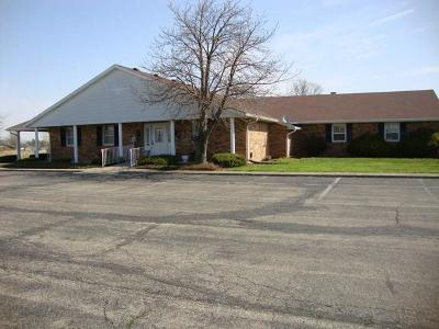 Henry County Single Family Home For Sale: 3038 East Us Hwy 36 Street #36