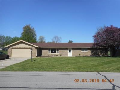 Delaware County Single Family Home For Sale: 1310 North Balsam Drive