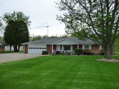 Delaware County Single Family Home For Sale: 10305 North Walnut Street