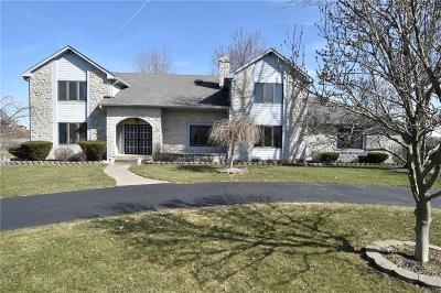Indianapolis Single Family Home For Sale: 7801 Normandy Boulevard