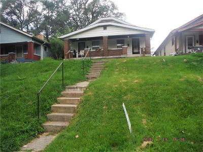 indianapolis Multi Family Home For Sale: 54 South Colorado Avenue
