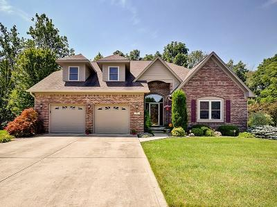 Mooresville Single Family Home For Sale: 105 Pioneer Court