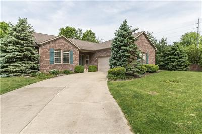 Fishers Single Family Home For Sale: 10580 Beaver Ridge Drive