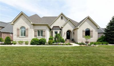 Noblesville Single Family Home For Sale: 14731 Macduff Drive