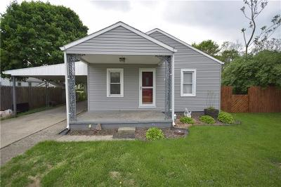 Middletown Single Family Home For Sale: 1403 Congress Street
