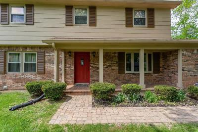 Carmel Single Family Home For Sale: 11216 Rolling Springs Drive