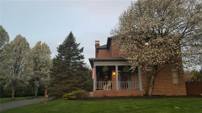 Carmel Single Family Home For Sale: 11178 Ditch Road