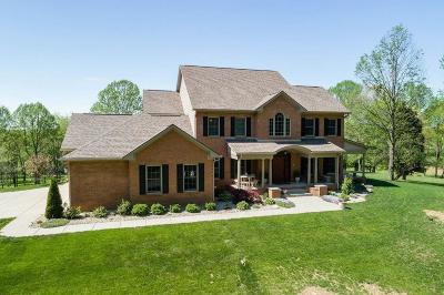 Morgan County Single Family Home For Sale: 1312 North Manor Lane