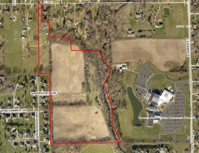 Brownsburg Residential Lots & Land For Sale: 6985 East County Road 800 N