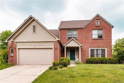 Fishers Single Family Home For Sale: 9735 Covington Boulevard