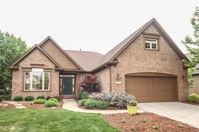 Fishers Single Family Home For Sale: 11085 Innisbrooke Lane