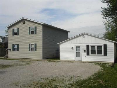 Owen County Multi Family Home For Sale: 359 South East Street