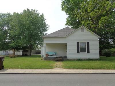 Clay County Single Family Home For Sale: 607 East Hendrix Street