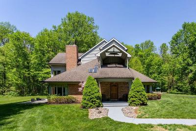Zionsville Single Family Home For Sale: 11672 East 500 S
