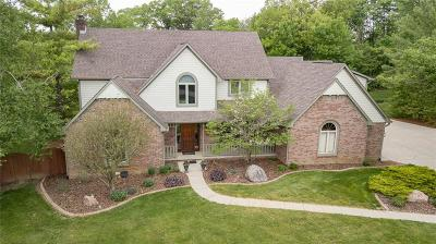 Single Family Home For Sale: 11430 Autumn Ridge Lane