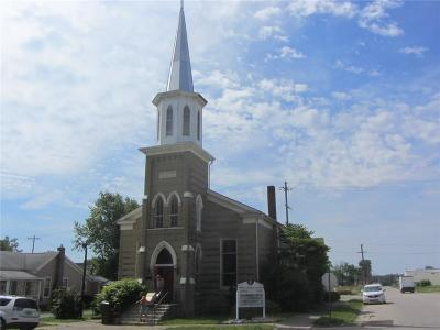 Wayne County Commercial For Sale: 136 West Church Street