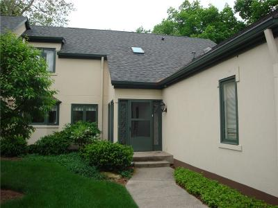Indianapolis Condo/Townhouse For Sale: 1767 Glencary Crest #R-2