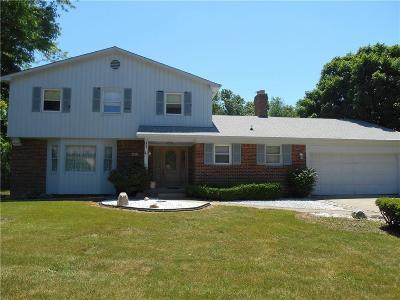 Single Family Home For Sale: 11450 Creekwood Circle