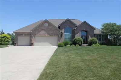 Bargersville Single Family Home For Sale: 4971 Benthaven Court
