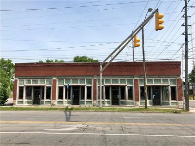 Indianapolis Commercial For Sale: 2108 West Michigan Street