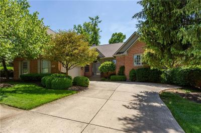 Indianapolis Single Family Home For Sale: 10480 Spring Highland Drive