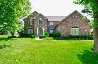Greenwood Single Family Home For Sale: 2123 Cheviot Court