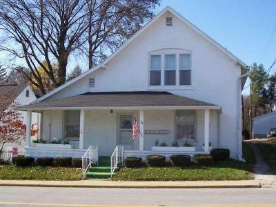 Danville Multi Family Home For Sale: 54 South Cross Street