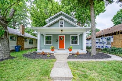 Indianapolis Single Family Home For Sale: 926 East 49th Street
