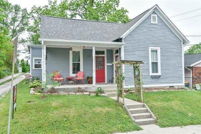 Bloomington Single Family Home For Sale: 1221 West 6th Street