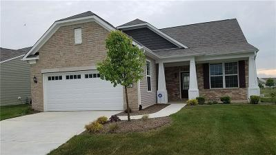 Fishers Single Family Home For Sale: 12950 Burgandy Street
