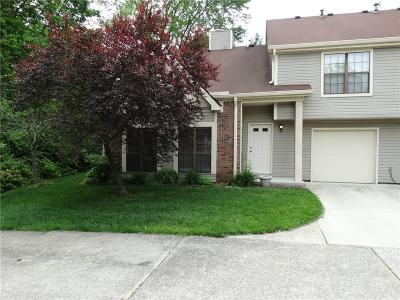 Condo/Townhouse For Sale: 8001 Valley Farms Lane