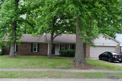 Plainfield Single Family Home For Sale: 525 Wayside Court
