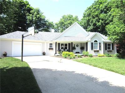 Noblesville Single Family Home For Sale: 106 Lilac Court