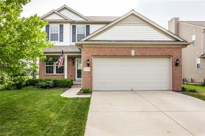 Fishers Single Family Home For Sale: 12849 Bristow Lane