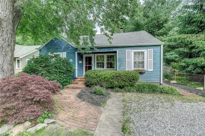 Indianapolis Single Family Home For Sale: 5817 Haverford Avenue